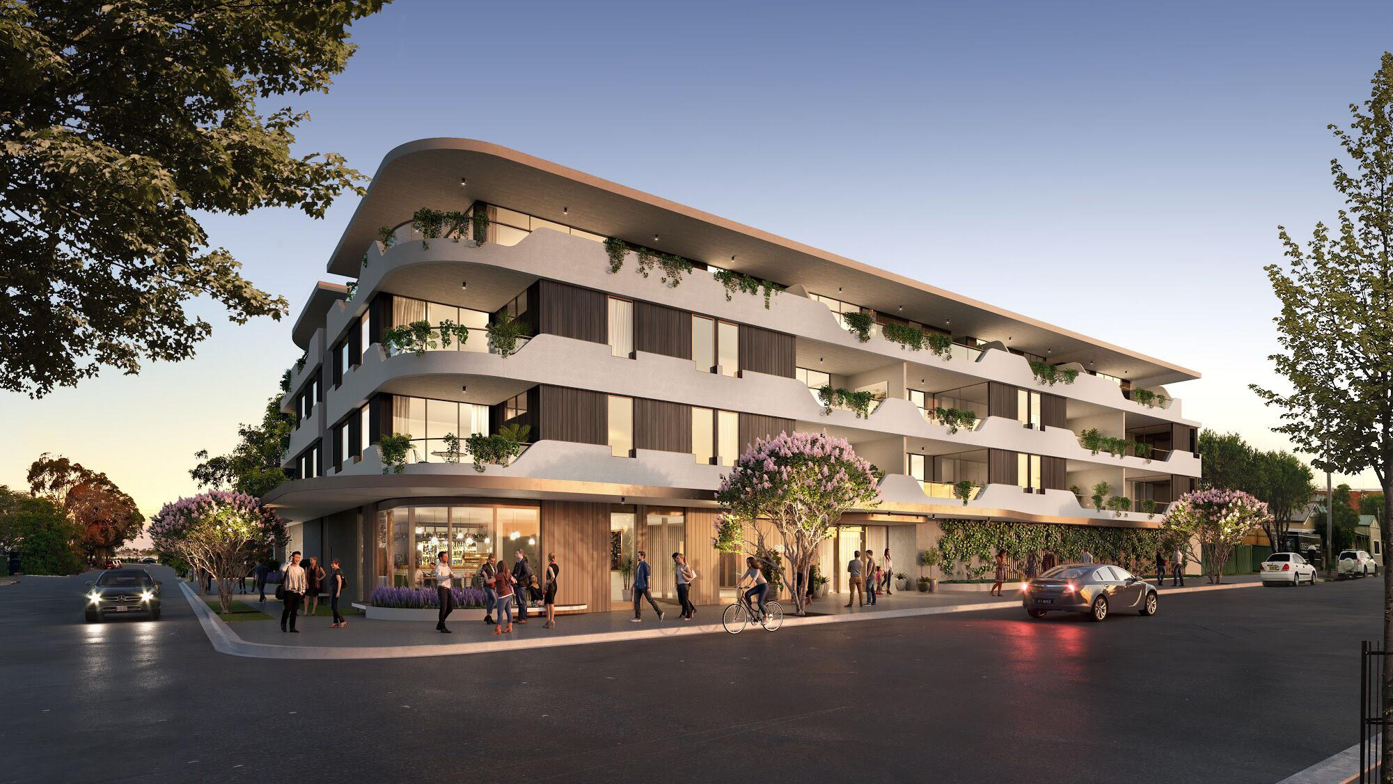 """Featured image for """"Odeon Apartments Brunker Road Broadmeadow"""""""