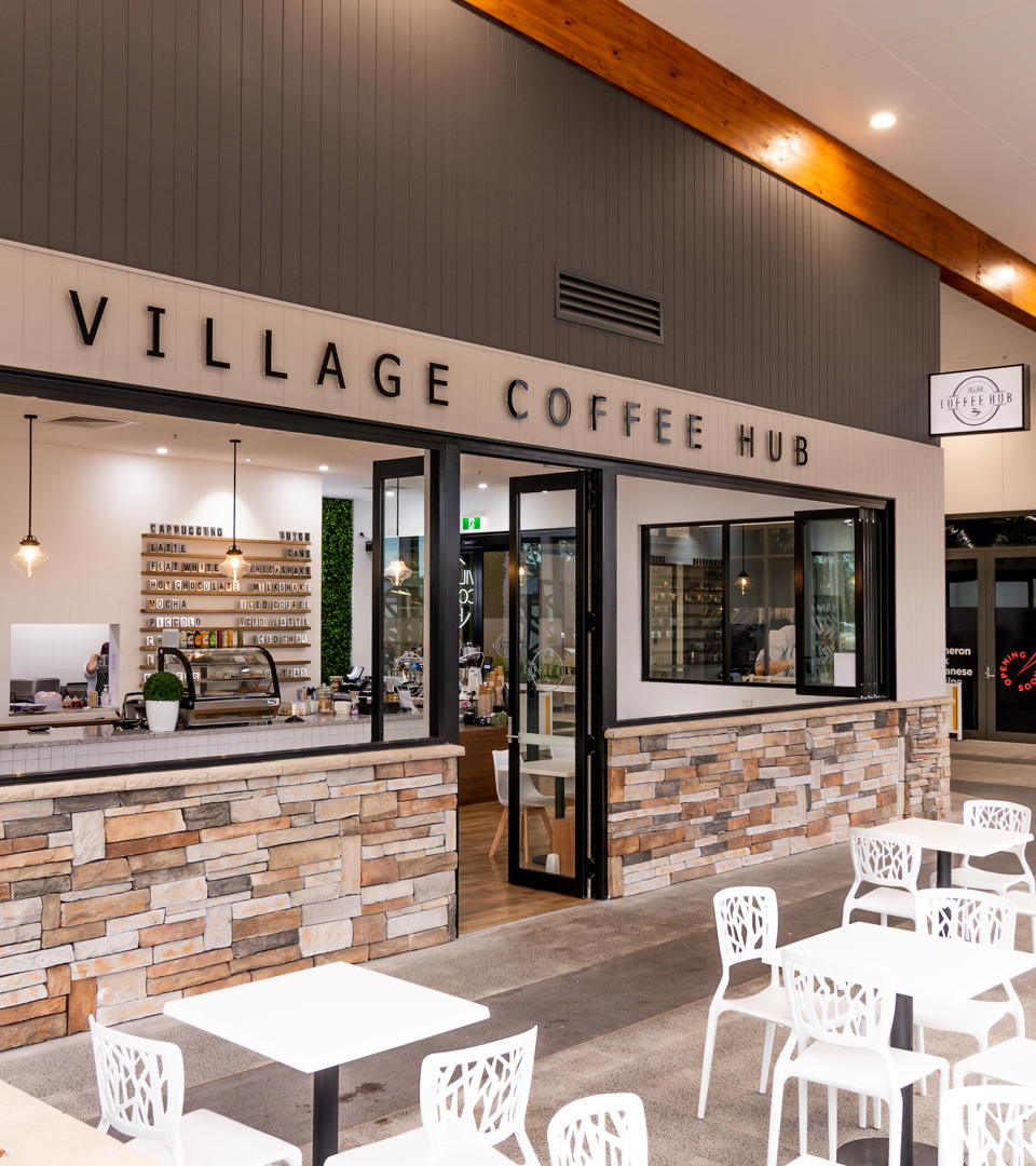 """Featured image for """"Village Coffee Hub, Cameron Park"""""""